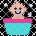 Babby Tub Icon