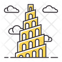Babel Tower Icon