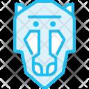 Baboon Monkey Ape Icon