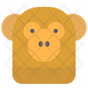 Baboon Icon