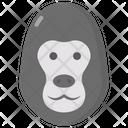 Baboon Icon
