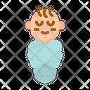 Baby Child Boy Icon