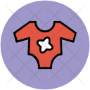 Baby Outfit Dress Icon