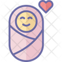Baby Child Infant Icon