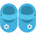 Baby Shoes Infant Icon