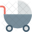 Baby Buggy Carriage Icon