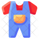 Baby Clothes Ecommerce Icon