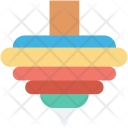 Baby Toy Pyramid Icon