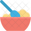 Baby Food Meal Icon