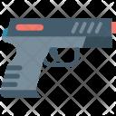 Baby Toy Gun Icon