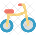 Baby Cycle Bike Icon