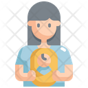 Baby Activity Lifestyle Icon