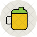 Baby Cup Handle Icon