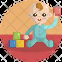 Baby Kid Infant Icon