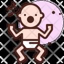 Baby New Born Baby Family Icon