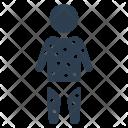 Baby Child Dermatitis Icon