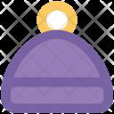 Baby Cap Winter Icon