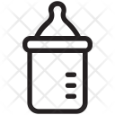 Baby Bottle Feeder Icon