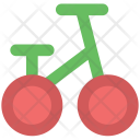 Baby Cycle Cycling Icon