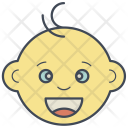 Baby Child Fun Icon