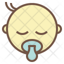 Baby Boy Newborn Icon