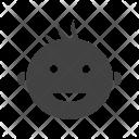 Baby Boy Kid Icon