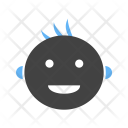 Baby Boy Kid Icon