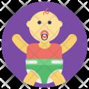 Baby Kids Child Icon