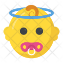 Newborn Toddler Baby Icon
