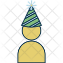 Baby Hat Party Icon