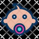 Baby Newborn Kid Icon
