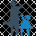 Baby Child Clothing Icon