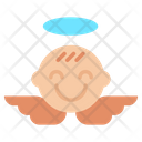 Baby Angel Icon