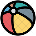 Baby Ball Ball Plaything Icon