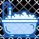 Baby Bath Bath Tub Hot Bath Icon