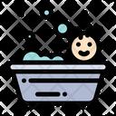 Baby Bathtub Bathtub Tub Icon