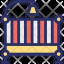 Baby Cot Cradle Icon