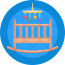 Baby Bed Baby Crib Crib Icon