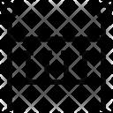 Bed Crib Neonate Icon