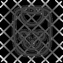 Bib Apron Cloth Icon