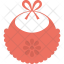 Bib Cloth Fabric Icon