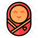 Baby Little Child Icon