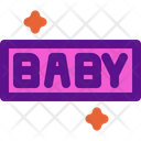 Baby Announce Icon