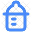 Infant Baby Bottle Icon