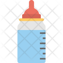 Baby Bottle Feeding Icon