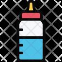 Baby Bottle School Icon