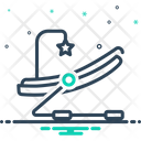 Baby Bouncer Icon