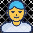 Baby Boy Child Icon
