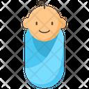 Baby Boy Born Icon