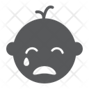 Baby Boy Cry Icon